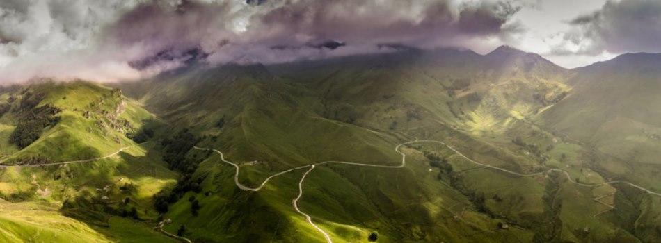 Rutas y Senderos. El rincón de Lalo. Vega de Pas.